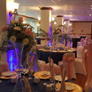 Navy_Blue_Pink_Wedding_Waverly_Room_Mandeville_Hotel01