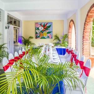 Wedding_Arches_Restaurant_Mandeville_Hotel